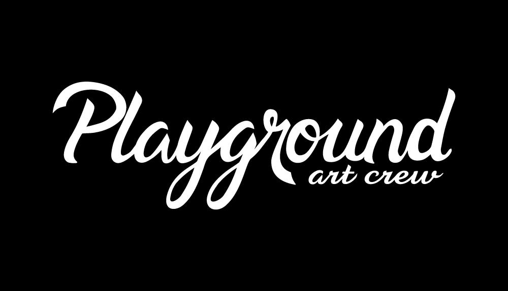 Playground-Script_Black